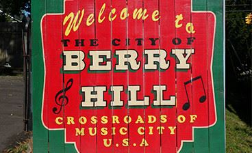 Welcome to the City Berry Hill - Crossroads of Music City USA